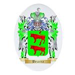 Bezarra Ornament (Oval)
