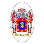 Beyne Sticker (Oval 10 pk)