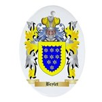 Beylet Ornament (Oval)
