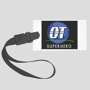 OT SUPERHERO Luggage Tag