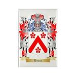 Bevor Rectangle Magnet (100 pack)