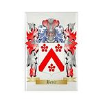 Bevir Rectangle Magnet (100 pack)