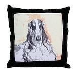 Watercolor Portrait Pillow