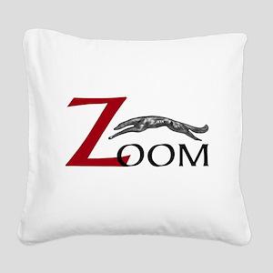 Zoom Borzoi 20 Inch Pillow