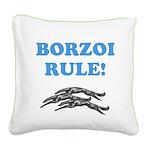 Borzoi Rule 20 Inch Pillow