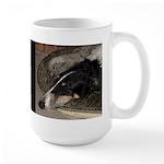 Large Borzoi Sleeping Mug
