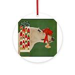 Jingle Zoi Ornament