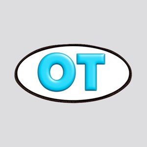 OT Teal Patches