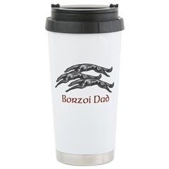 Leaping Zoi Dad's Mug