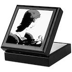 Art Deco Model Jewelry Box