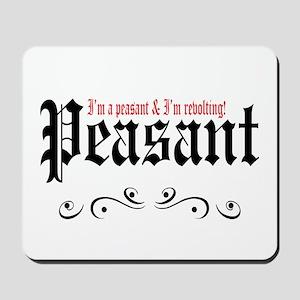 Peasant Wear Mousepad