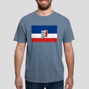 Flag of Carpathian Ruthe Mens Comfort Colors Shirt
