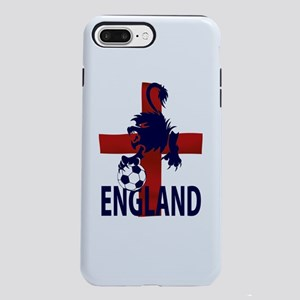 England Flag and lion wit iPhone 7 Plus Tough Case