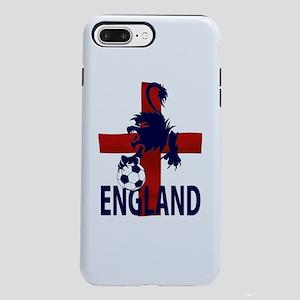 England Flag and lion wit iPhone 7 Plus Tough Case