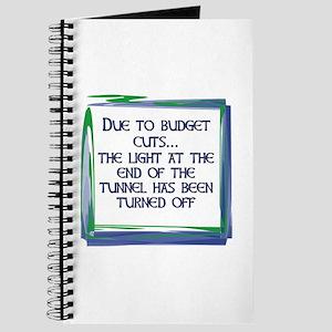 BUDGET CUTS Journal