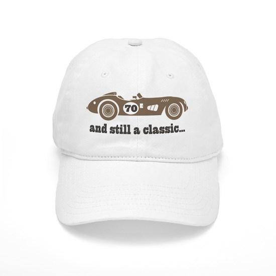 70th Birthday Classic Car