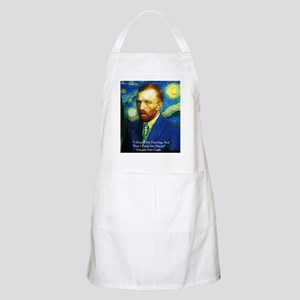 Van Gogh Paint My Dream Apron