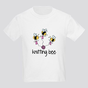 Knitting Bee Kids T-Shirt