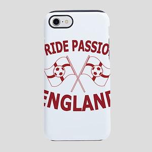 England Football Soccer Flags iPhone 7 Tough Case