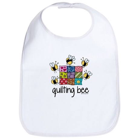 Quilting Bee Bib