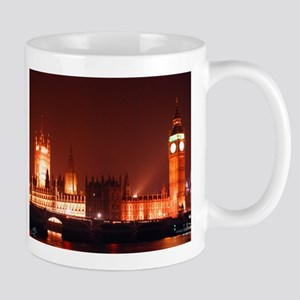 Lights of Westminster Mug