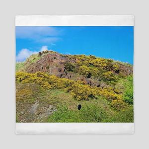 English Landscape Queen Duvet