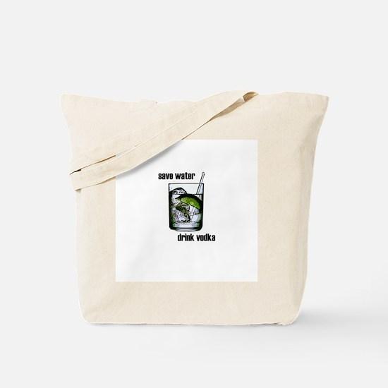Save water... Tote Bag