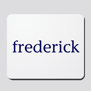 Frederick Mousepad