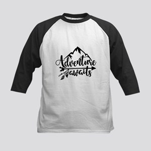 Adventure Awaits Baseball Jersey