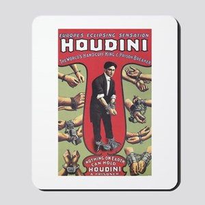houdini design Mousepad