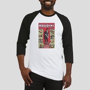 houdini design Baseball Jersey