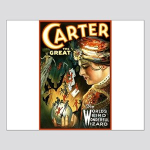 Carter the great Small Poster