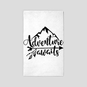 Adventure Awaits Area Rug