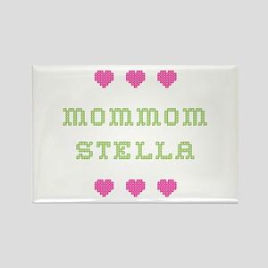 MomMom Stella Rectangle Magnet
