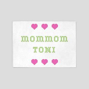 MomMom Toni 5'x7' Area Rug