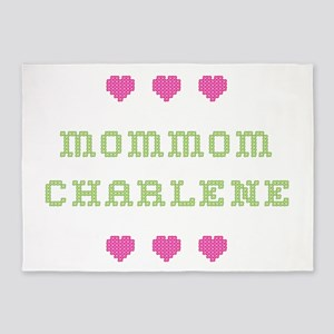 MomMom Charlene 5'x7' Area Rug