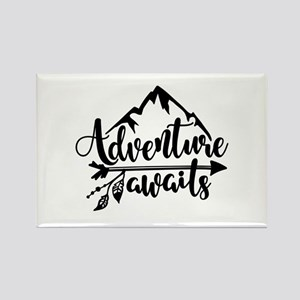 Adventure Awaits Magnets