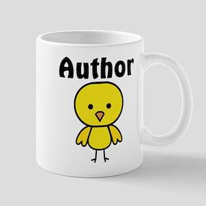 Author Chick Mug