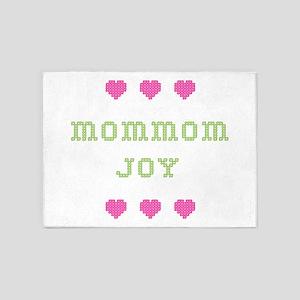 MomMom Joy 5'x7' Area Rug
