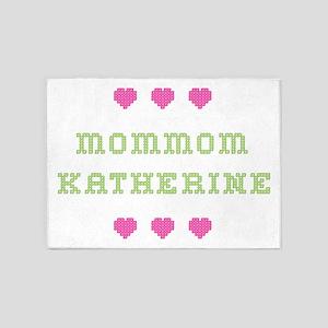 MomMom Katherine 5'x7' Area Rug