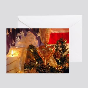 American Heart Of Christmas Cards (Pk of 10)