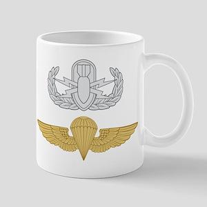 EOD Parachutist Mug