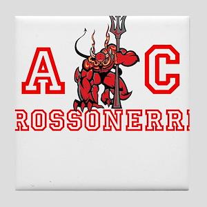 Rossonerri Tile Coaster