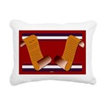 Gettysburg Address Rectangular Canvas Pillow
