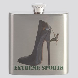 Extreme Sports - Shoe Climbing Flask