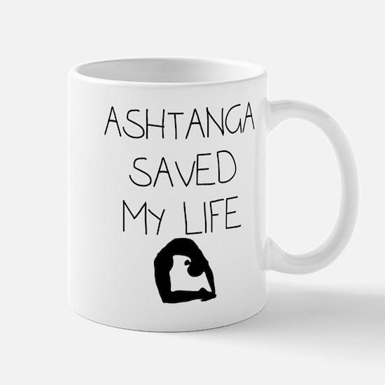 Ashtange Save My Life Mug