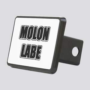 Molon Labe - Carbon Shaded Hitch Cover