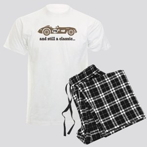 75th Birthday Classic Car Men's Light Pajamas
