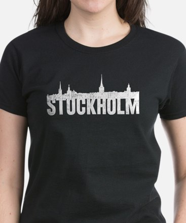 Stockholm Women's Dark T-Shirt
