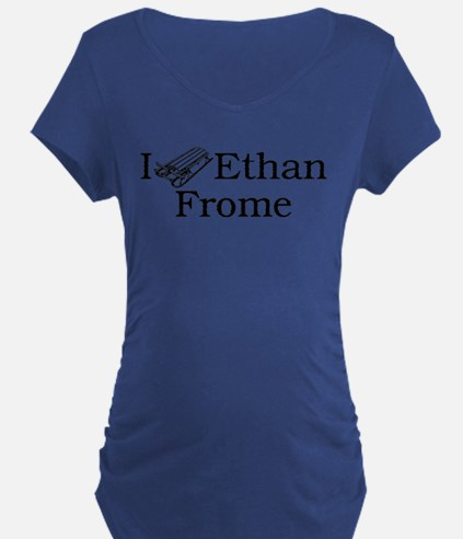 I (Sled) Ethan Frome T-Shirt